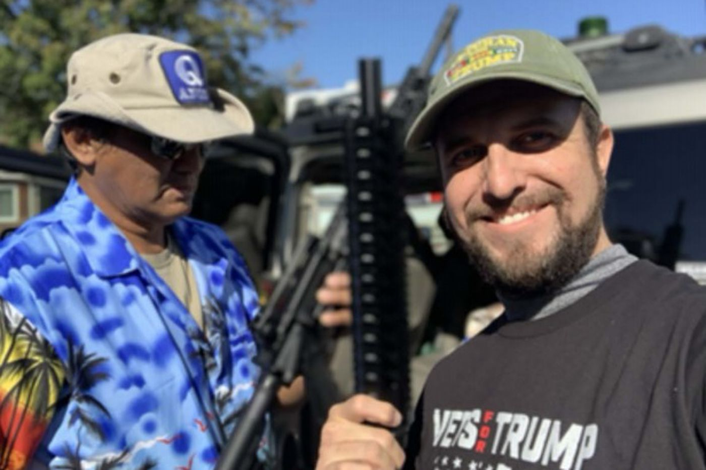 Prosecutors cite Capitol siege in bid to revoke bail for Vets for Trump founder caught in Philly with Hummer filled with guns