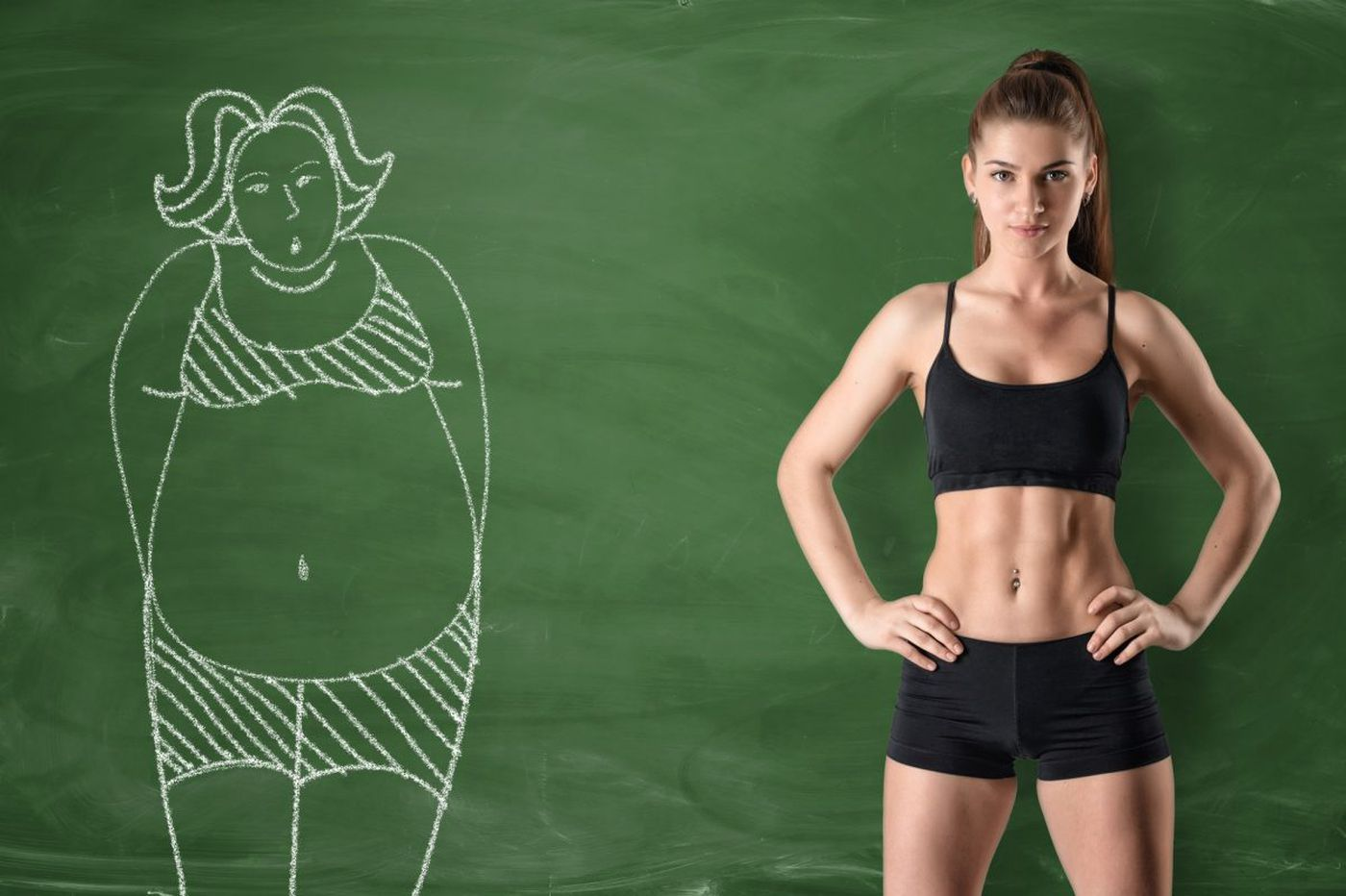 What thin people don't understand about dieting