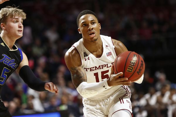 With little time to prepare, Temple cramming for play-in game against Belmont
