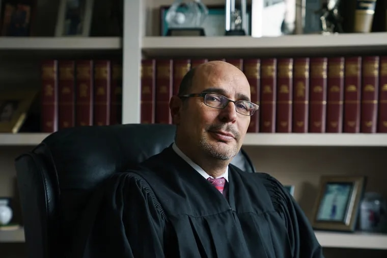 Judge Scott DiClaudio faces formal charges from the state Judicial Conduct Board.