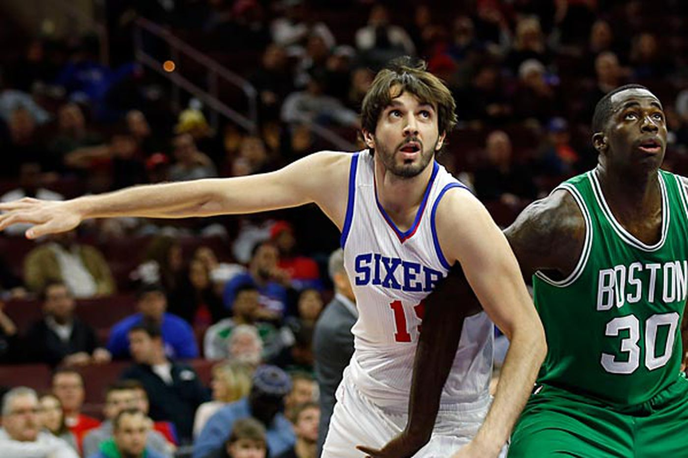 Sixers' Aldemir sidelined by plantar fasciitis