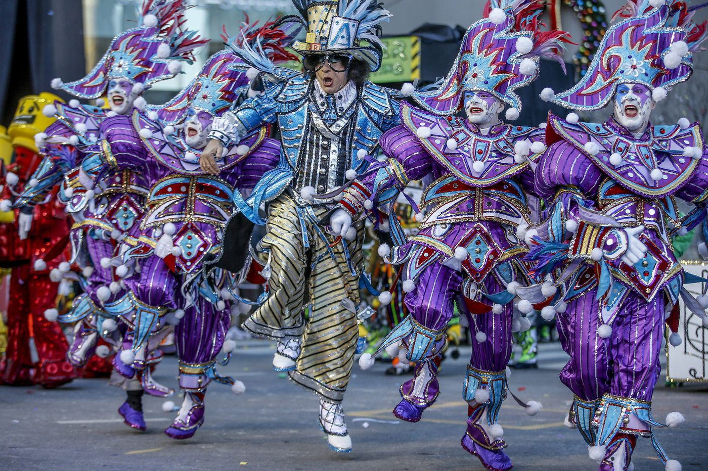 Less 'diversity' in 2019 Mummers Parade, but whose fault is that?   Stu Bykofsky