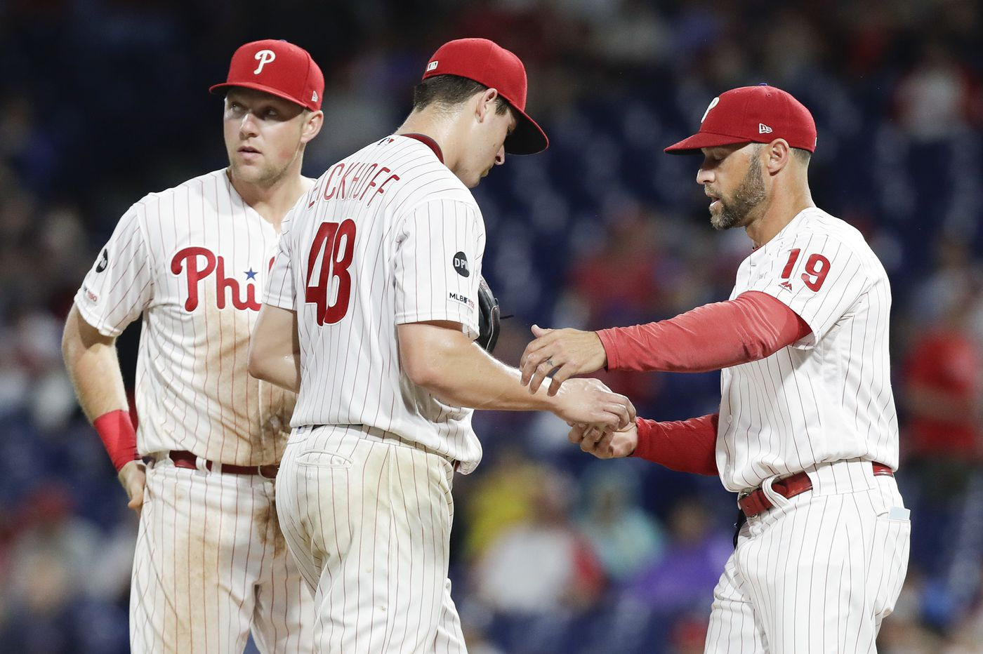 The Phillies don't have many options when it comes to fixing their starting rotation | David Murphy