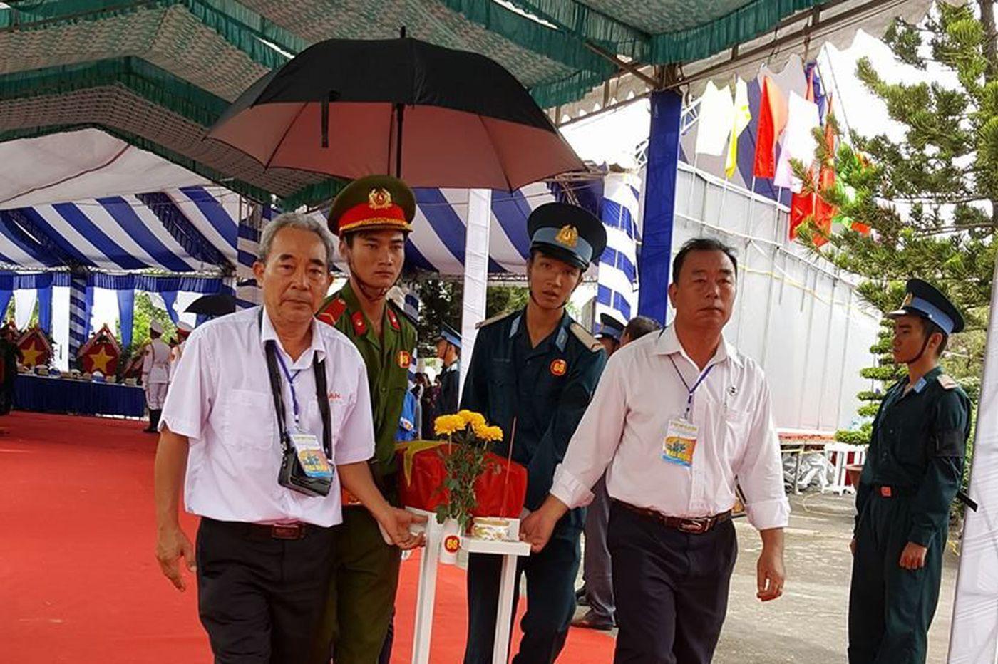 Vietnam making slow progress in finding lost soldiers