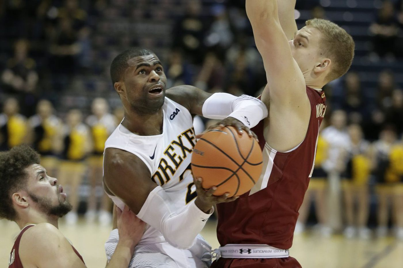 Tramaine Isabell putting up big scoring numbers for Drexel