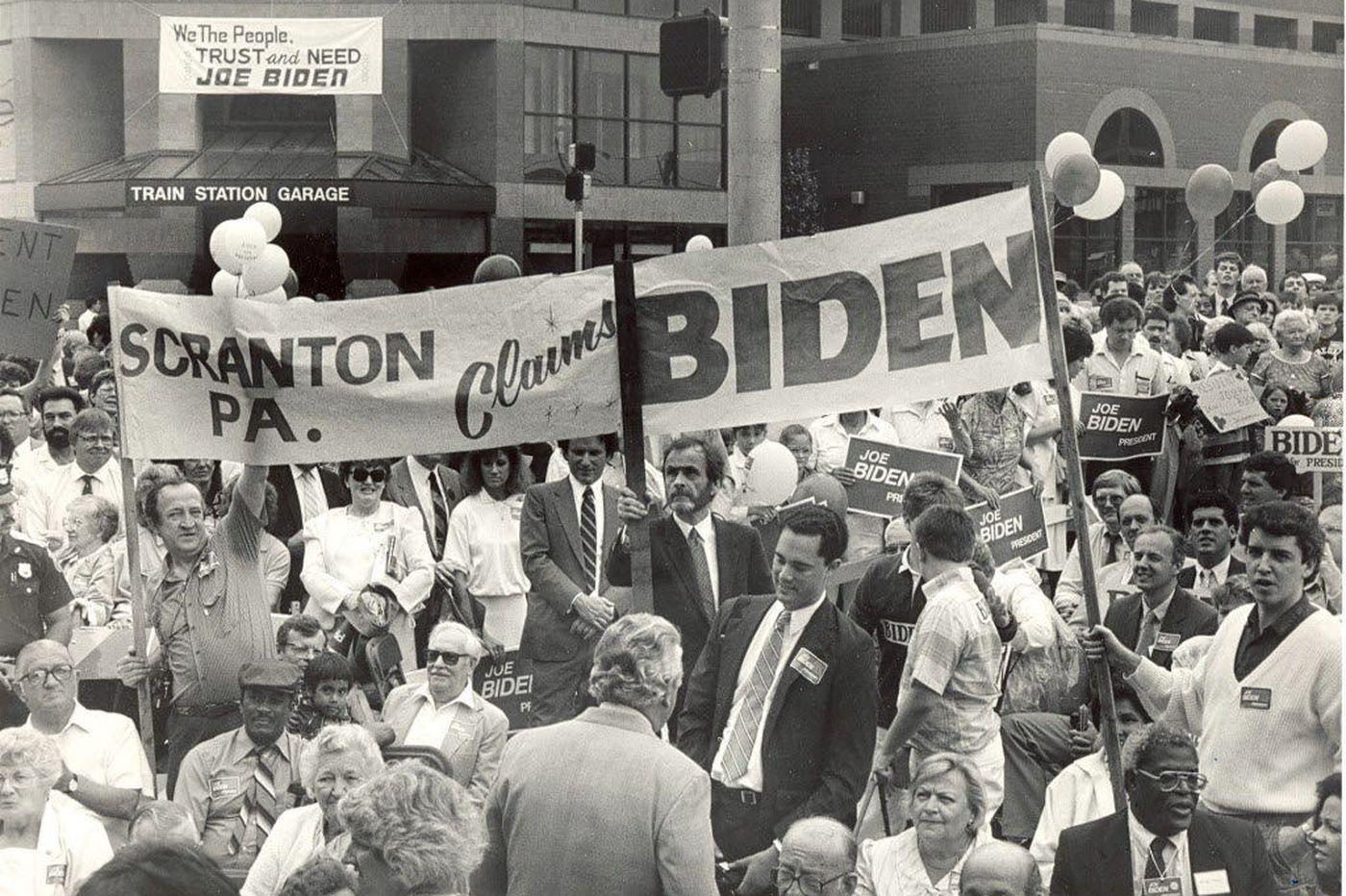 Fact-checking Trump's frequent claim that Joe Biden 'abandoned Scranton'