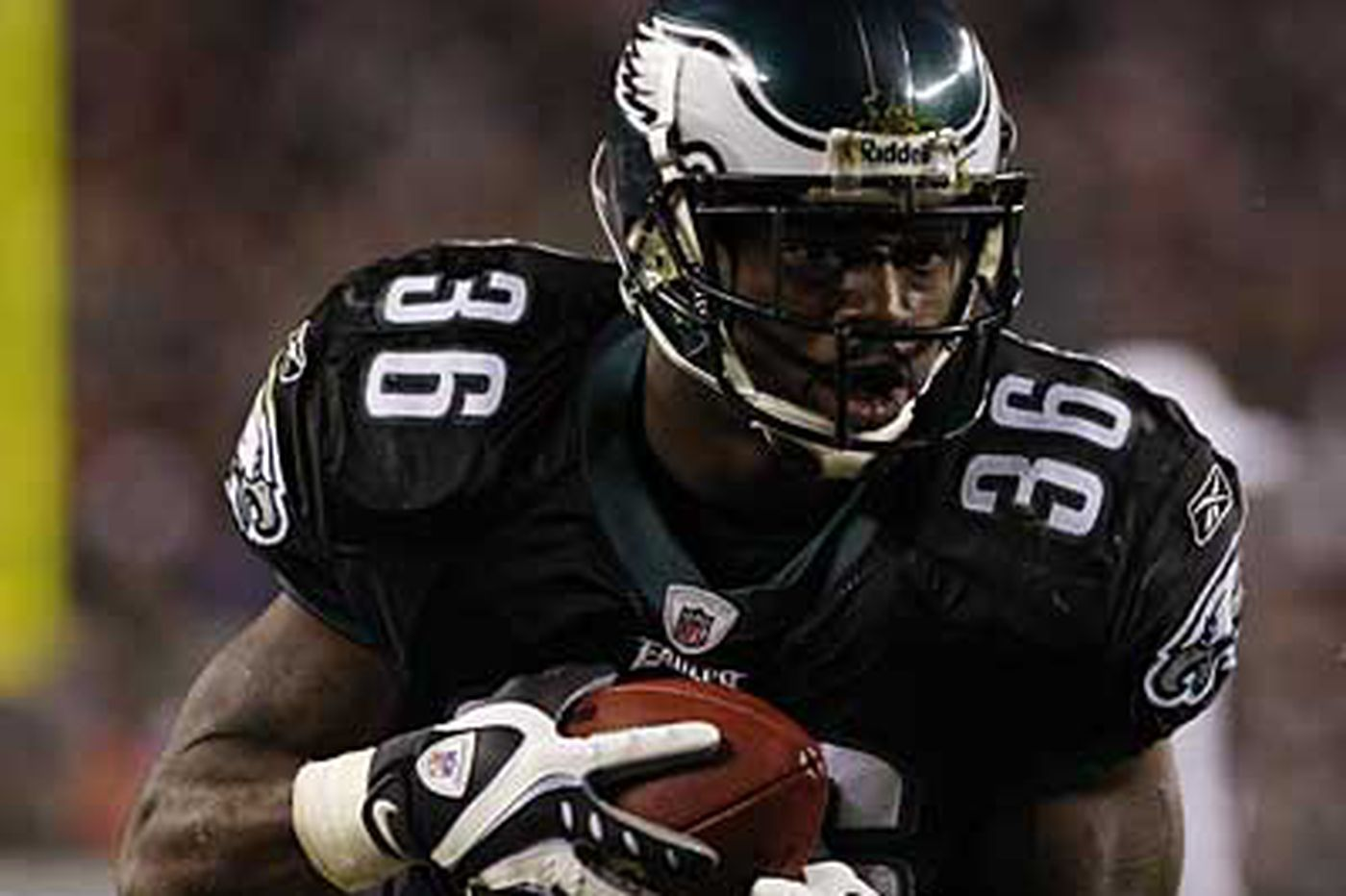 Paul Domowitch: Eagles' Westbrook sore, but sure didn't hurt