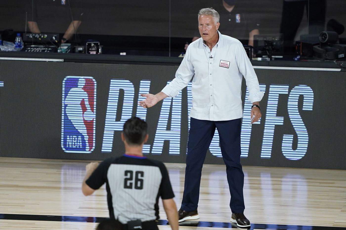 Sixers' Brett Brown had no answers in embarrassing Game 2 loss to the Celtics | David Murphy