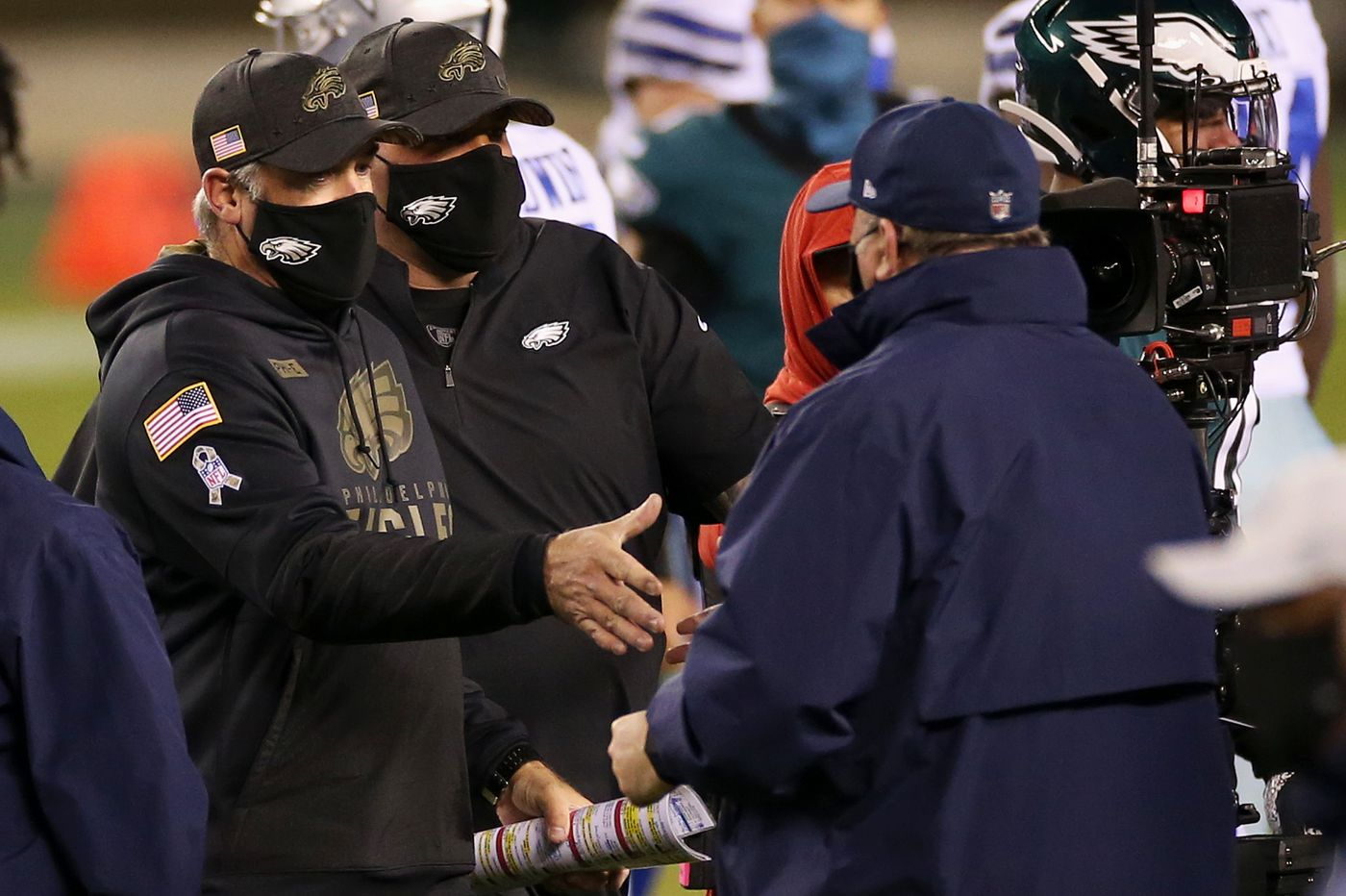 Doug Pederson: 'We can't do the things we are doing in order to survive in this league'