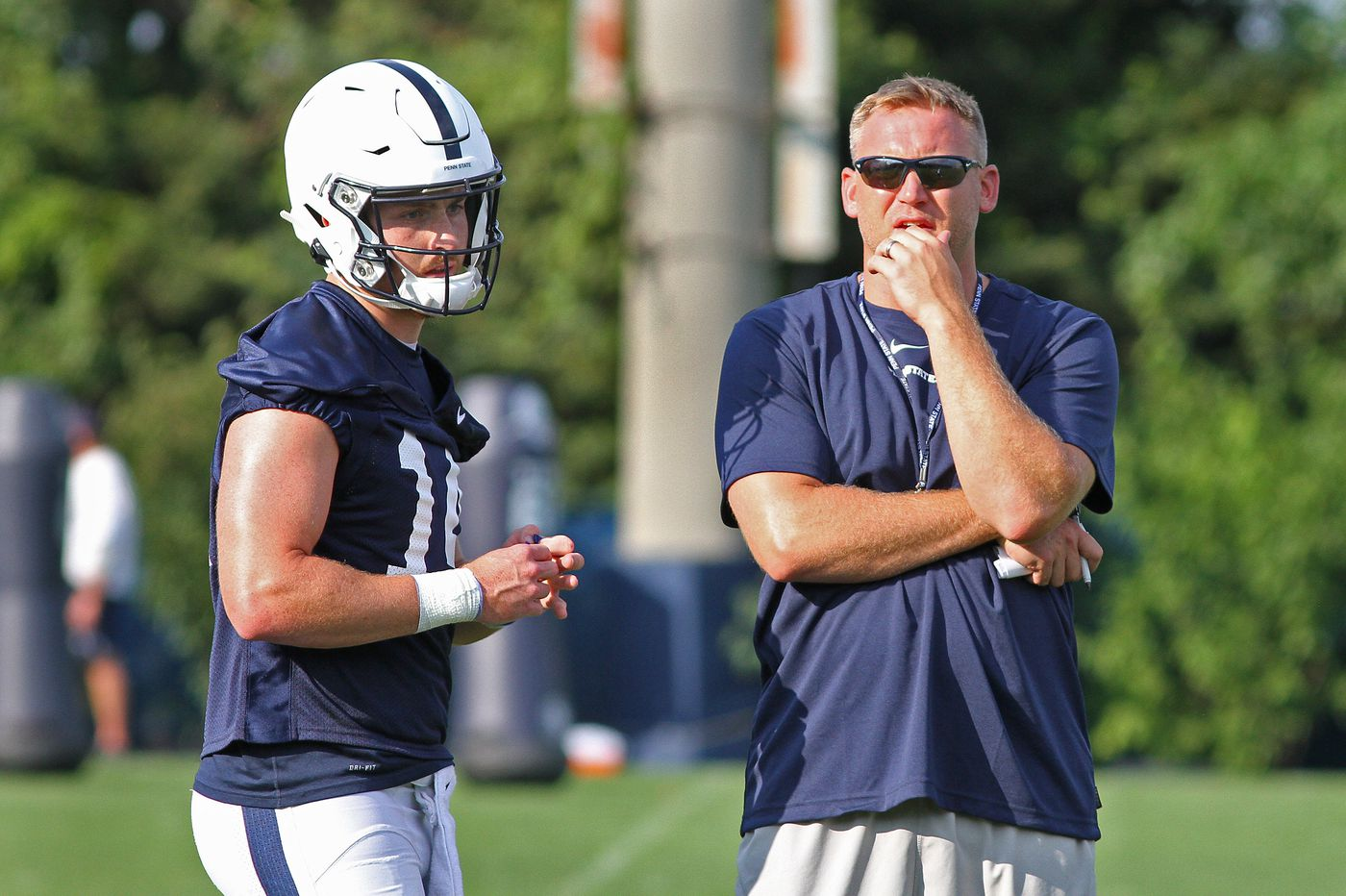 Penn State's offense needs to find better consistency entering a tough Big Ten stretch