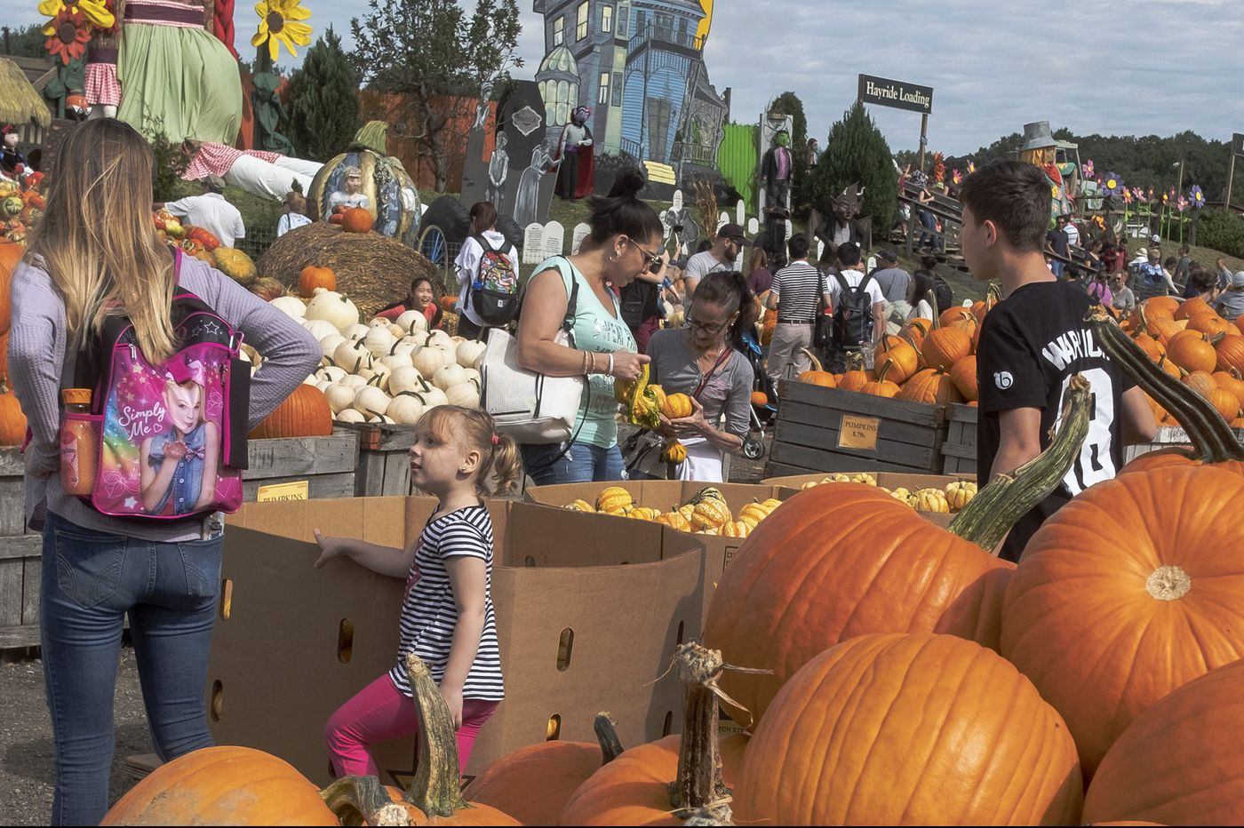 In the Philly suburbs, thriving fall attractions feed millennials' autumn obsession