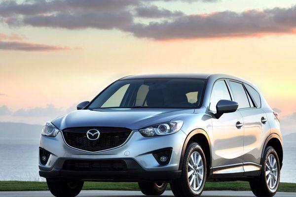 Mazda's CX-5 adds power