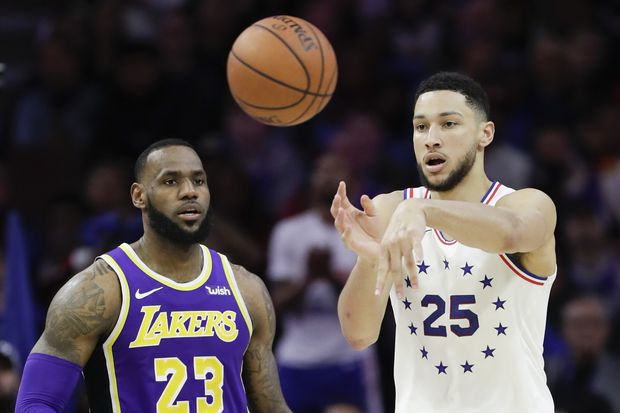 Sixers' Ben Simmons ready for NBA All-Star Game debut