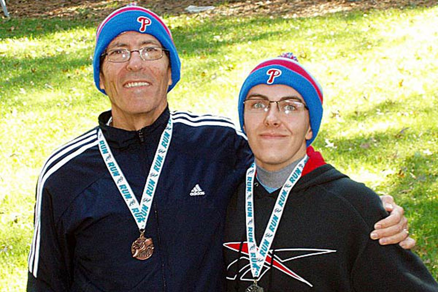 Father-and-son dream takes a different path