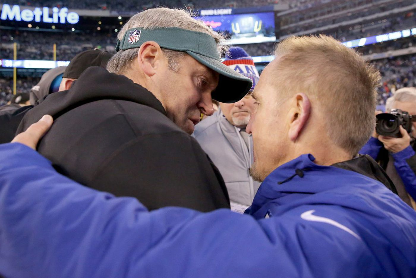 Credit Doug Pederson's play-calling and even keel for another Eagles win | David Murphy