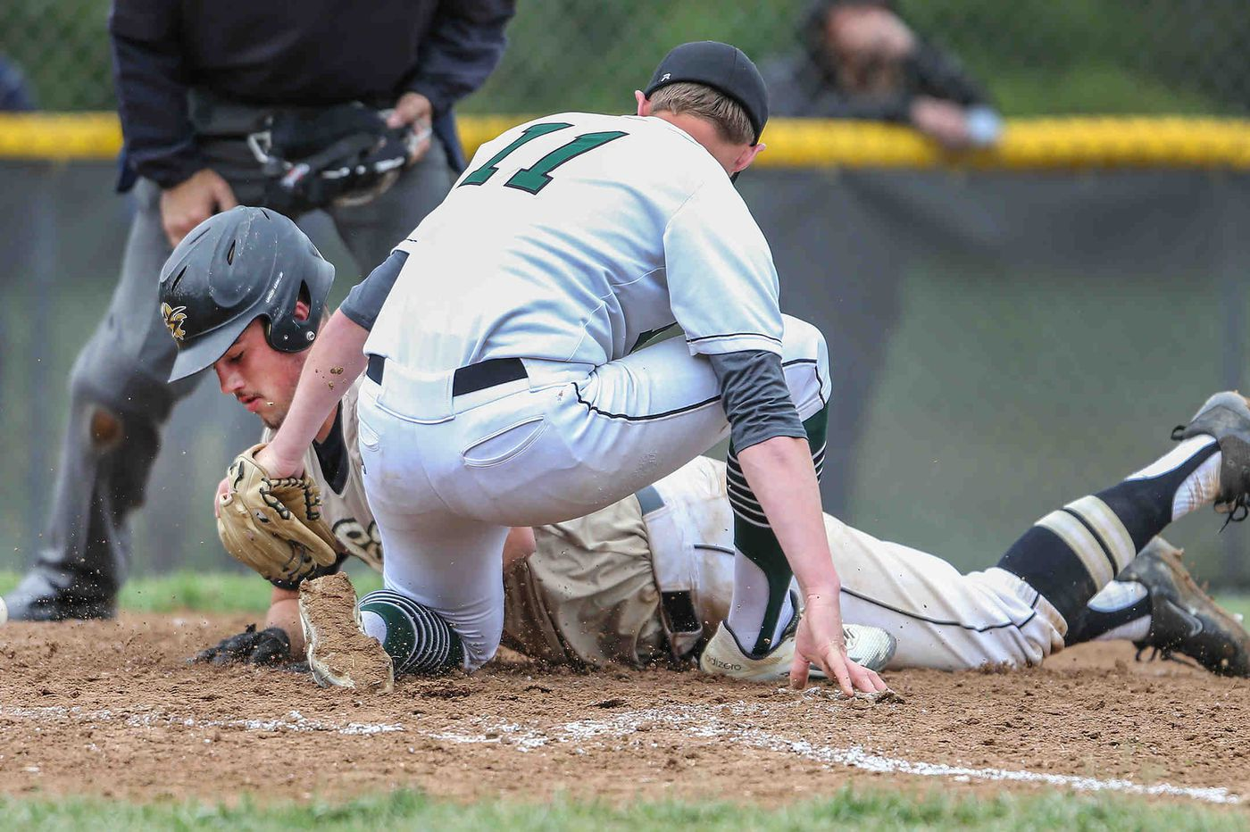 Southeastern Pa. roundup: Neumann-Goretti baseball no-hits Lansdale Catholic in combined effort