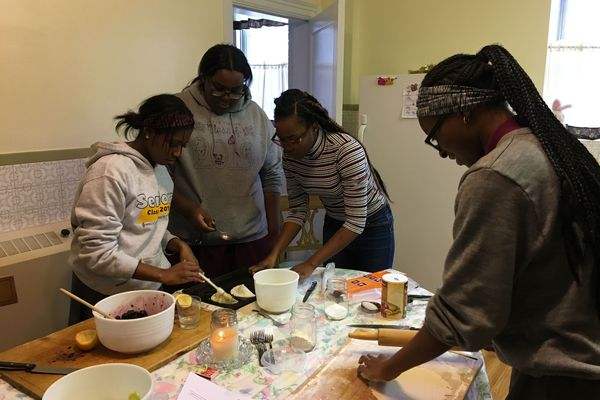 Cooking classes transformed more than their kitchen skills