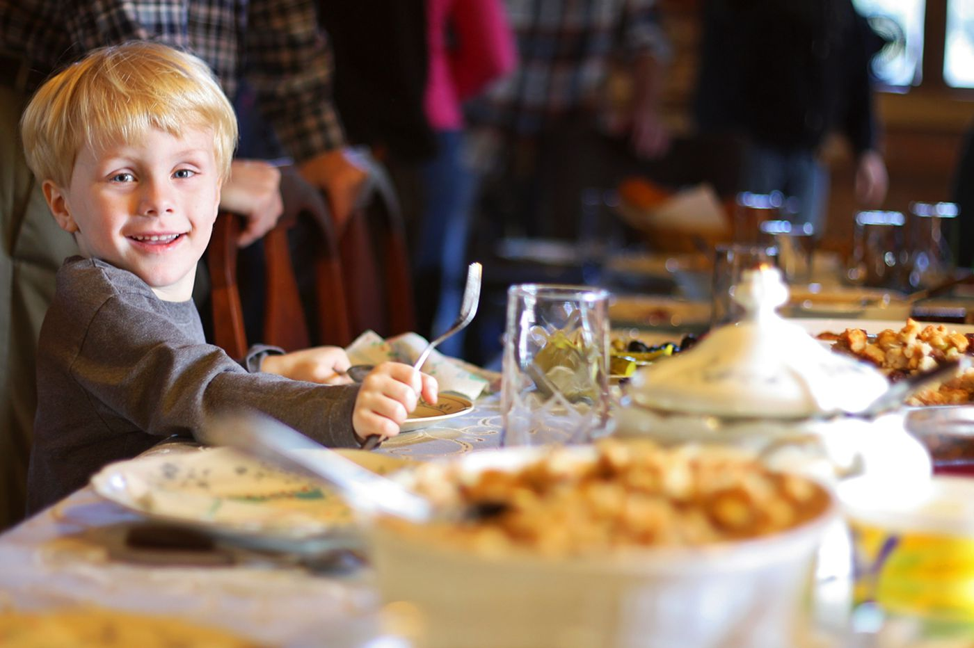 Tips to help kids with diabetes stay healthy during the holidays