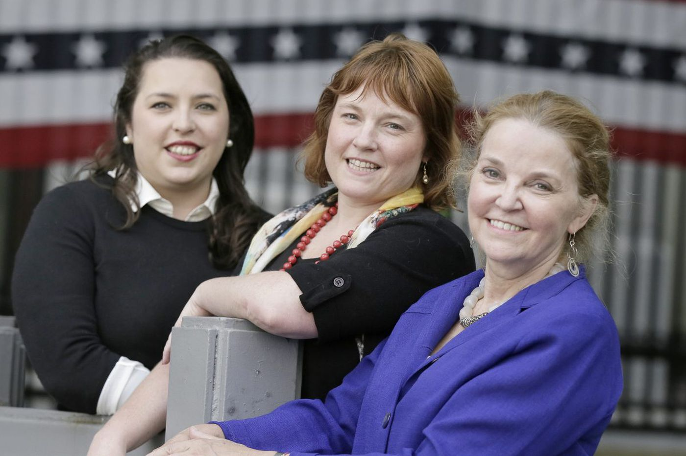 Pa. women are gunning for state House, Senate seats this year. It's huge - and about time. | Maria Panaritis