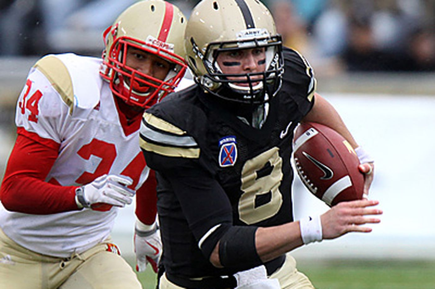 Army seeks win today to gain bowl spot against Temple