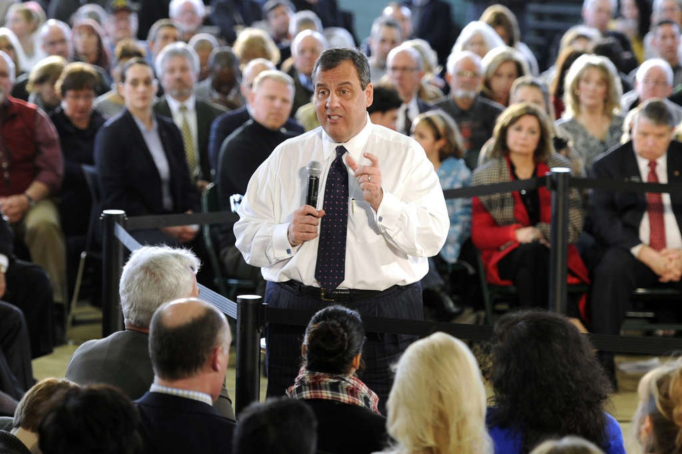 Chris Christie forms institute to bring civility back to politics