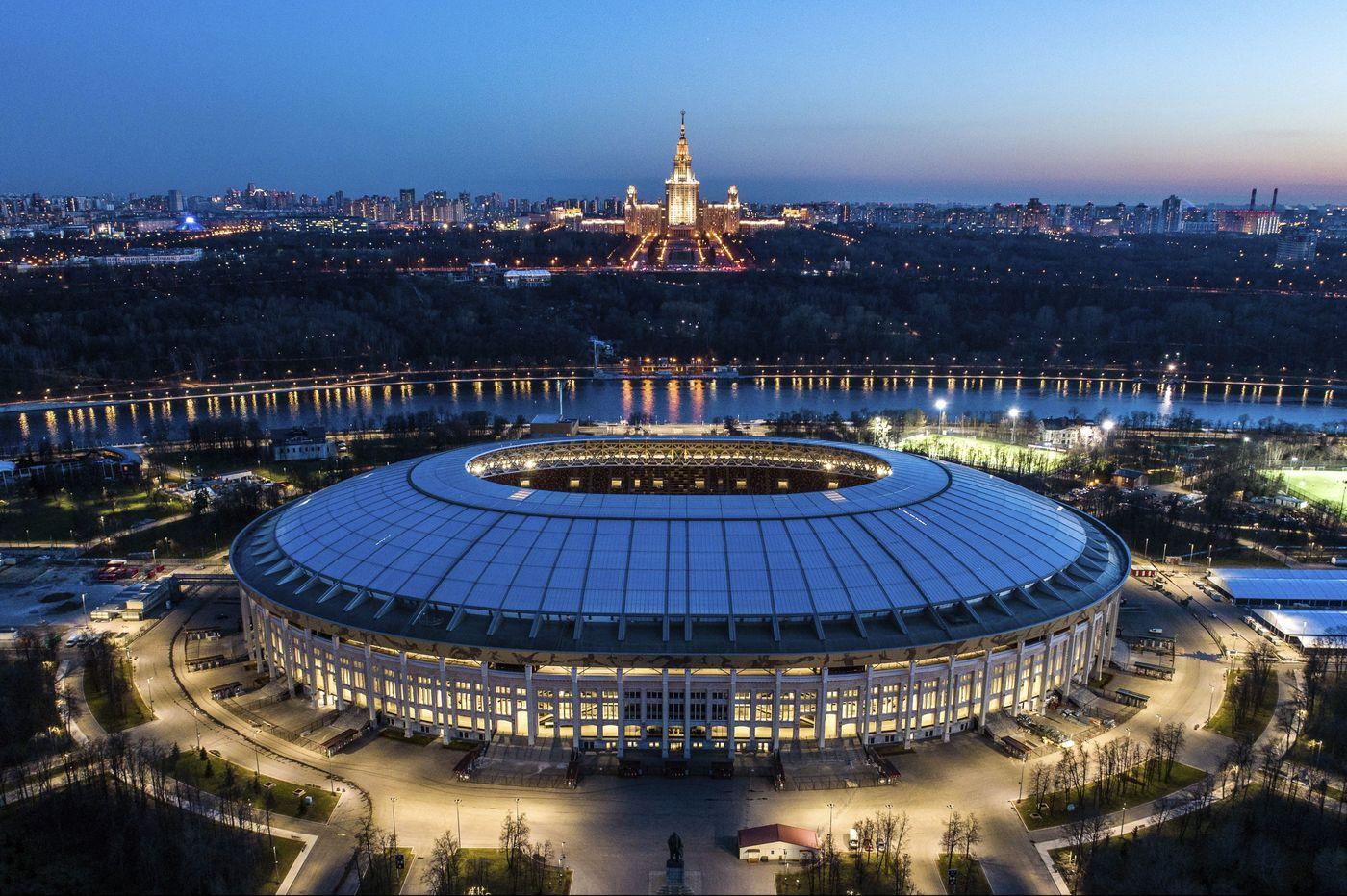 World Cup schedule for June 14: Russia-Saudi Arabia kicks off tournament