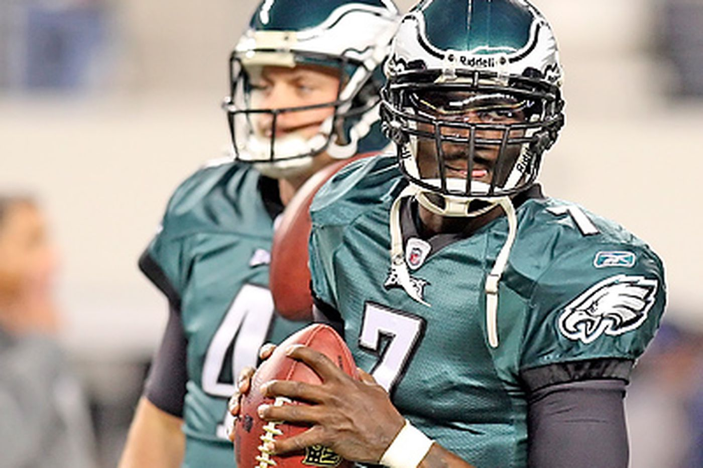 Losses to Cowboys last season have Eagles rarin' to go