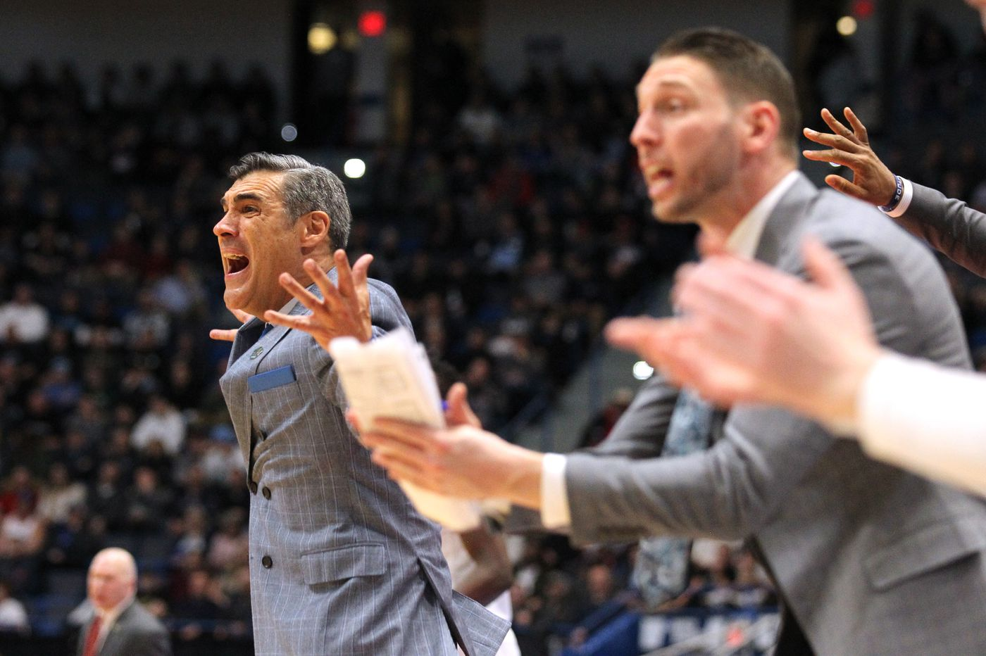 Villanova might not repeat as NCAA Tournament champions, but history against St. Mary's doesn't, either | Bob Ford