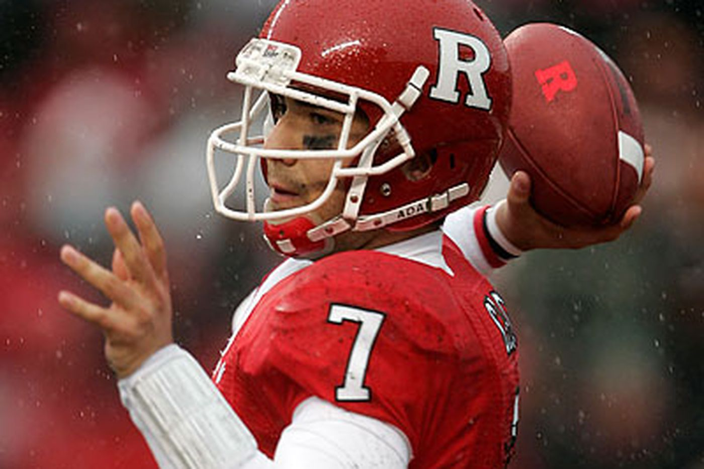 Big things expected from Rutgers quarterback Savage