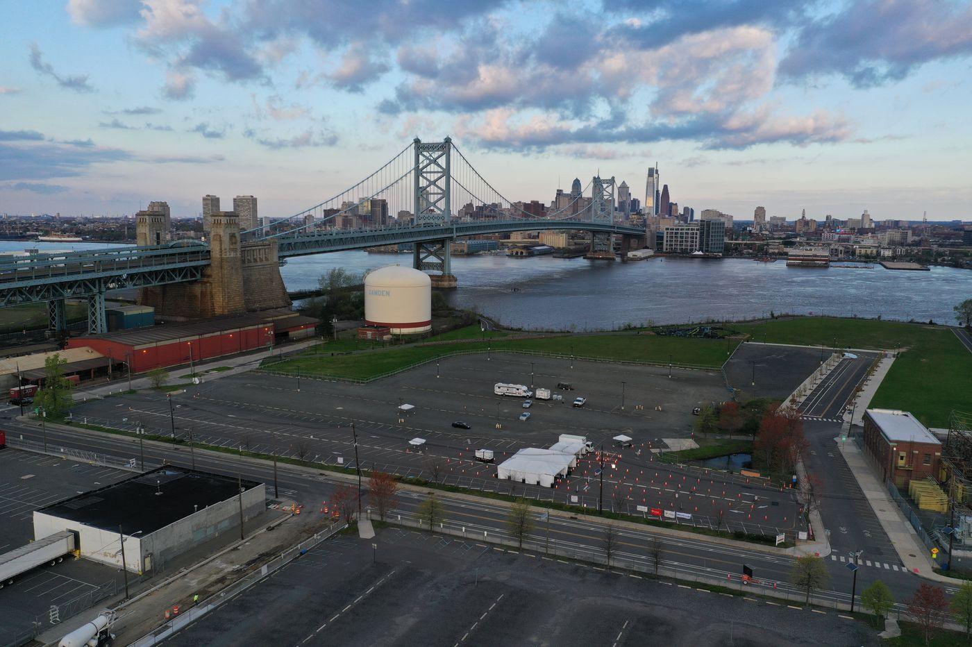 Coronavirus patients pushing some Philadelphia-area hospitals near capacity; N.J. schools to stay closed until May 15