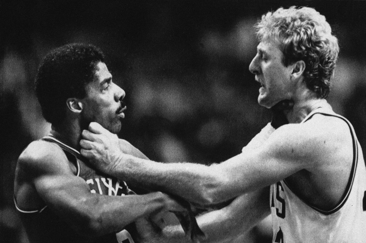 As Sixers and Celtics face off in playoffs, an old rivalry comes to life in a new NBA