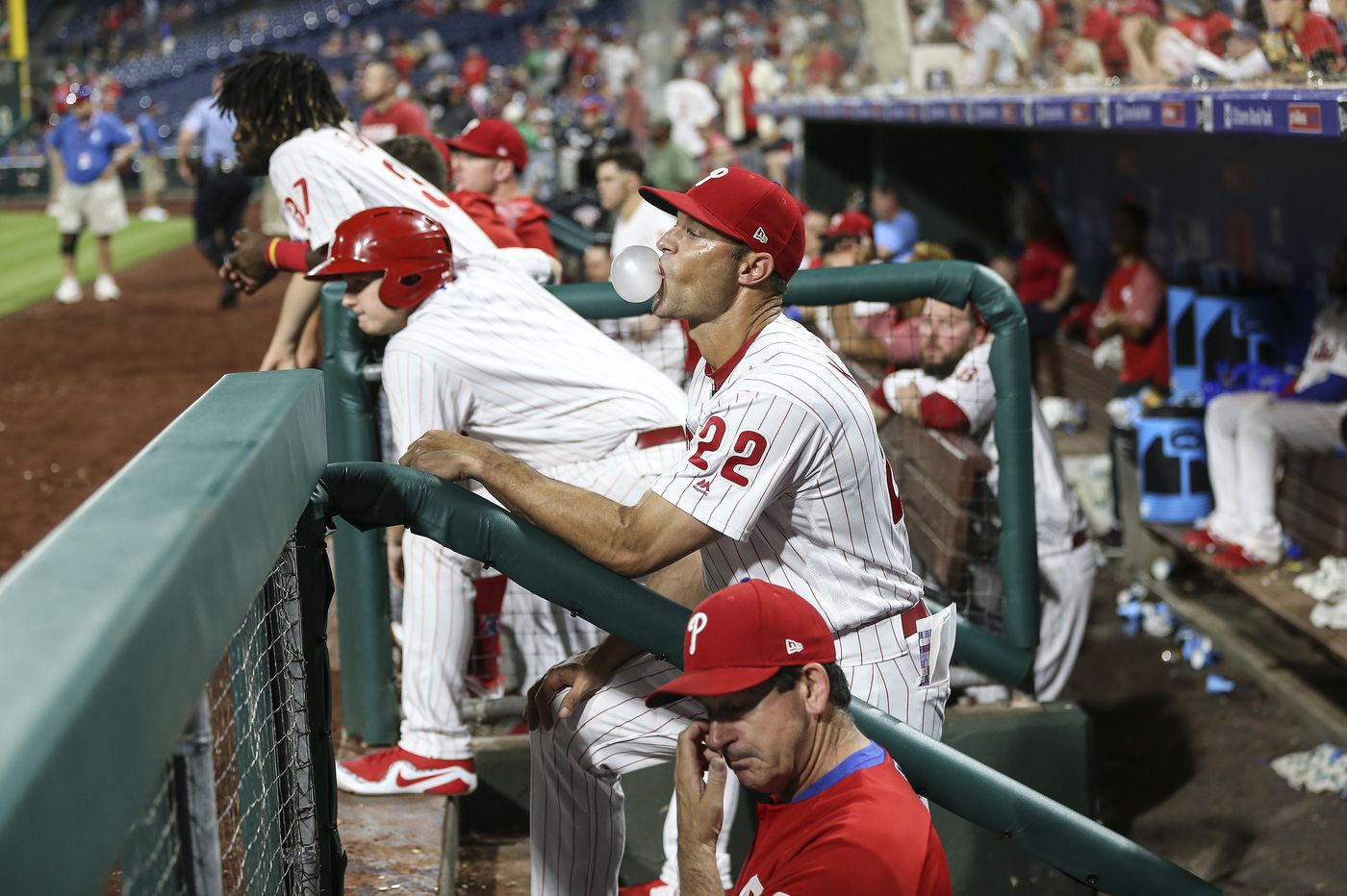 Phillies manager Gabe Kapler confident that free agents will want to play for him