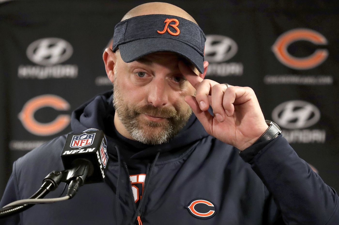 Taking the Eagles for granted is a mistake in the NFL playoffs. Just ask the Bears.   Bob Ford