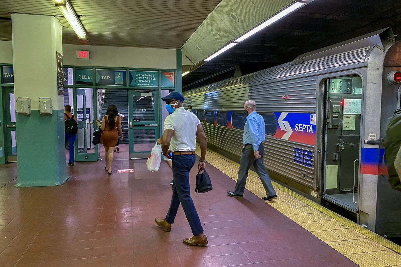 SEPTA phases out paper tickets on Regional Rail, marking the end of an era