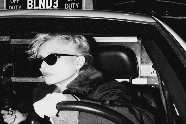 """Debbie Harry of Blondie. Her new memoir is """"Face It."""""""
