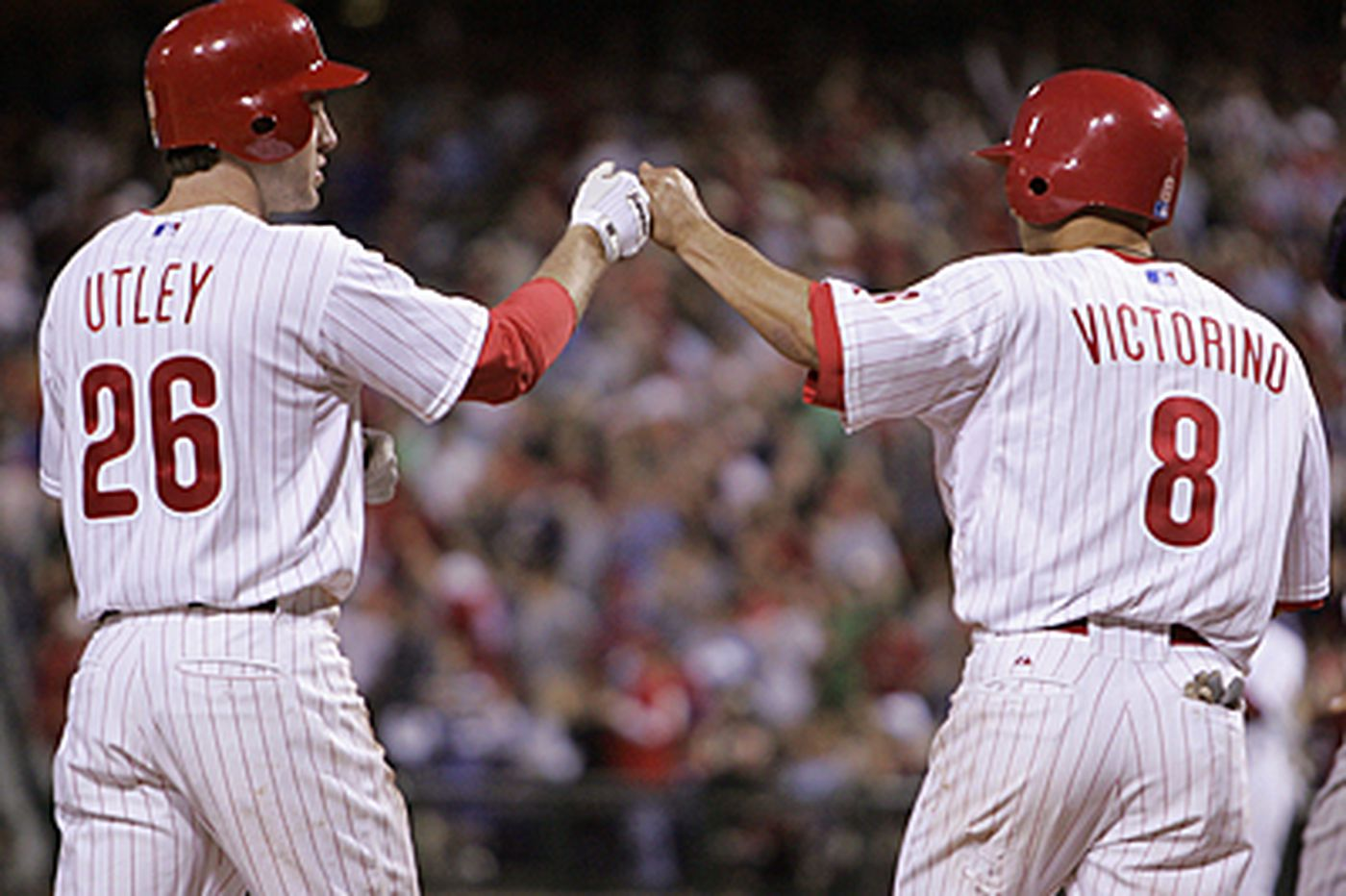 Bill Conlin: Utley, Phillies collect payback against Rockies