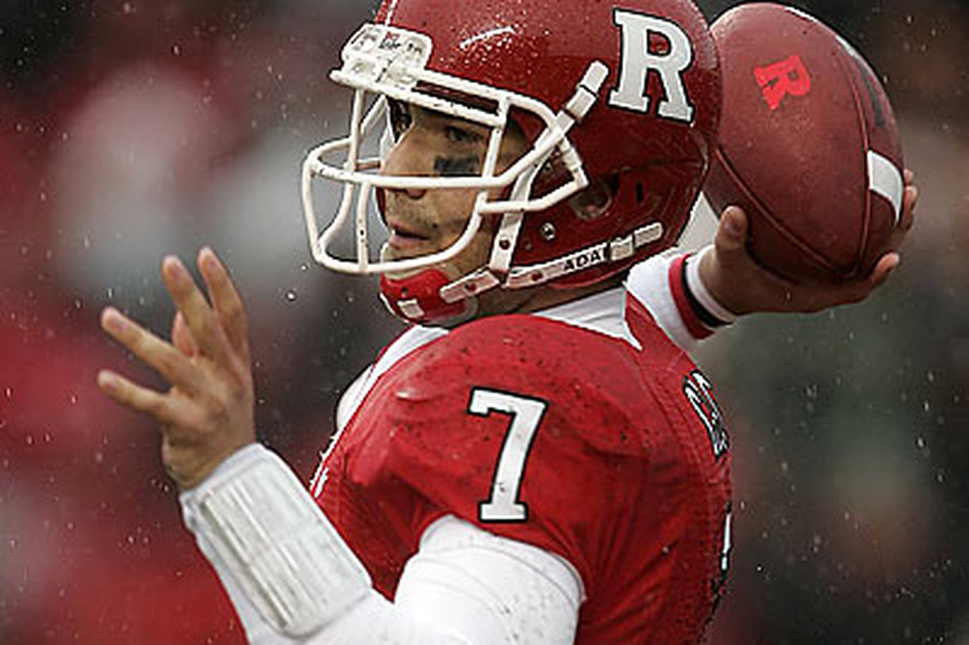 Quarterback Tom Savage is appealing blocked transfers from Rutgers