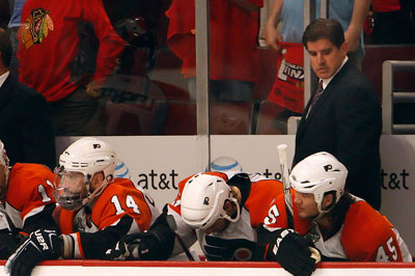 Bob Ford: Flyers aren't necessarily finished