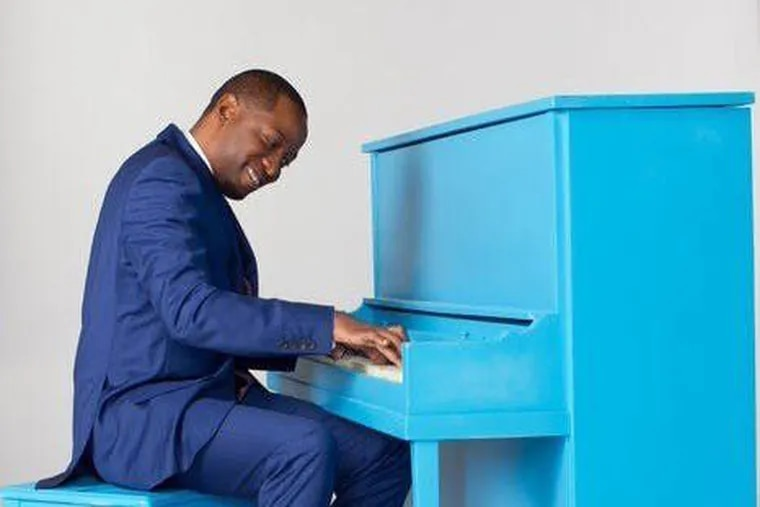 Gospel musician Darnell Davis has kept up a determined and dutiful attitude to get him through all of 2020.