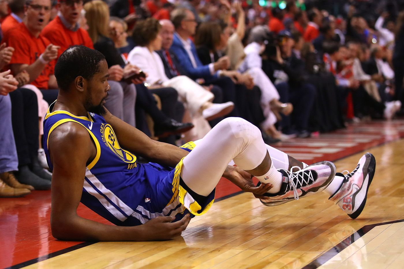 What weekend warriors can learn from Kevin Durant's Achilles rupture