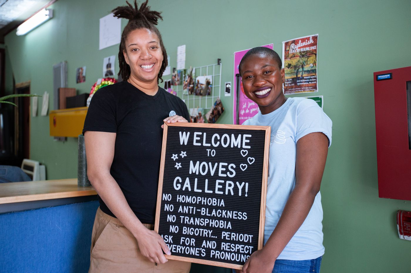 MOVES provides queer and trans people of color with community and a more inclusive Pride festival