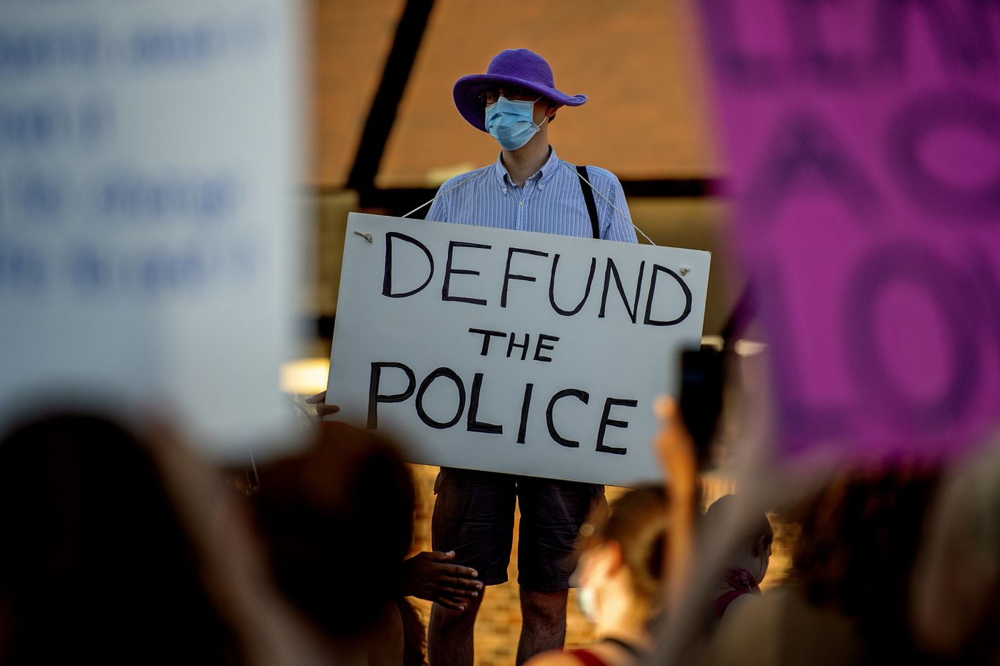 'Defund the Police' became a Republican weapon in suburban Philly | Maria Panaritis