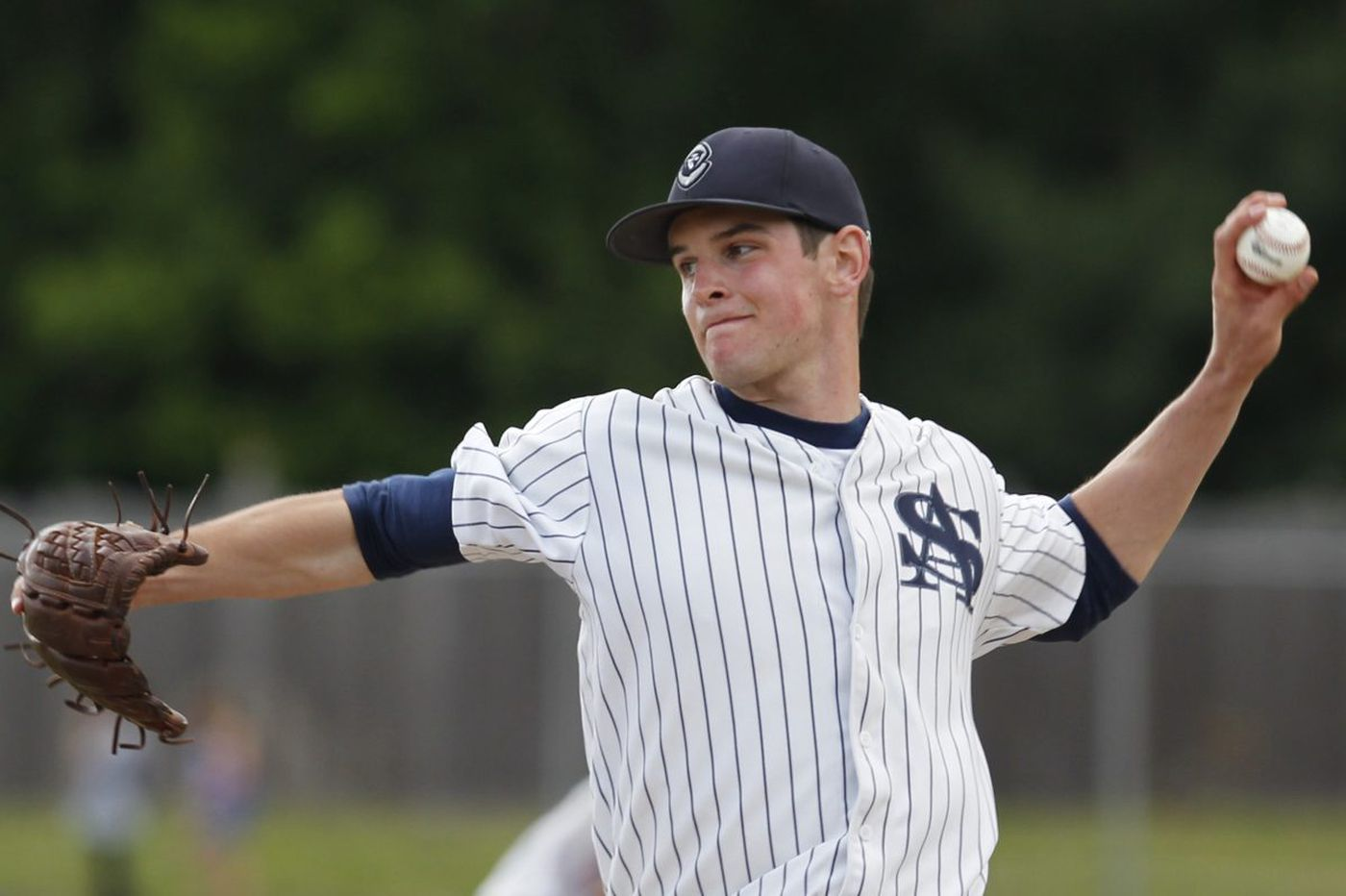 Locals in the MLB draft: Coatesville's Stauffer picked by Orioles