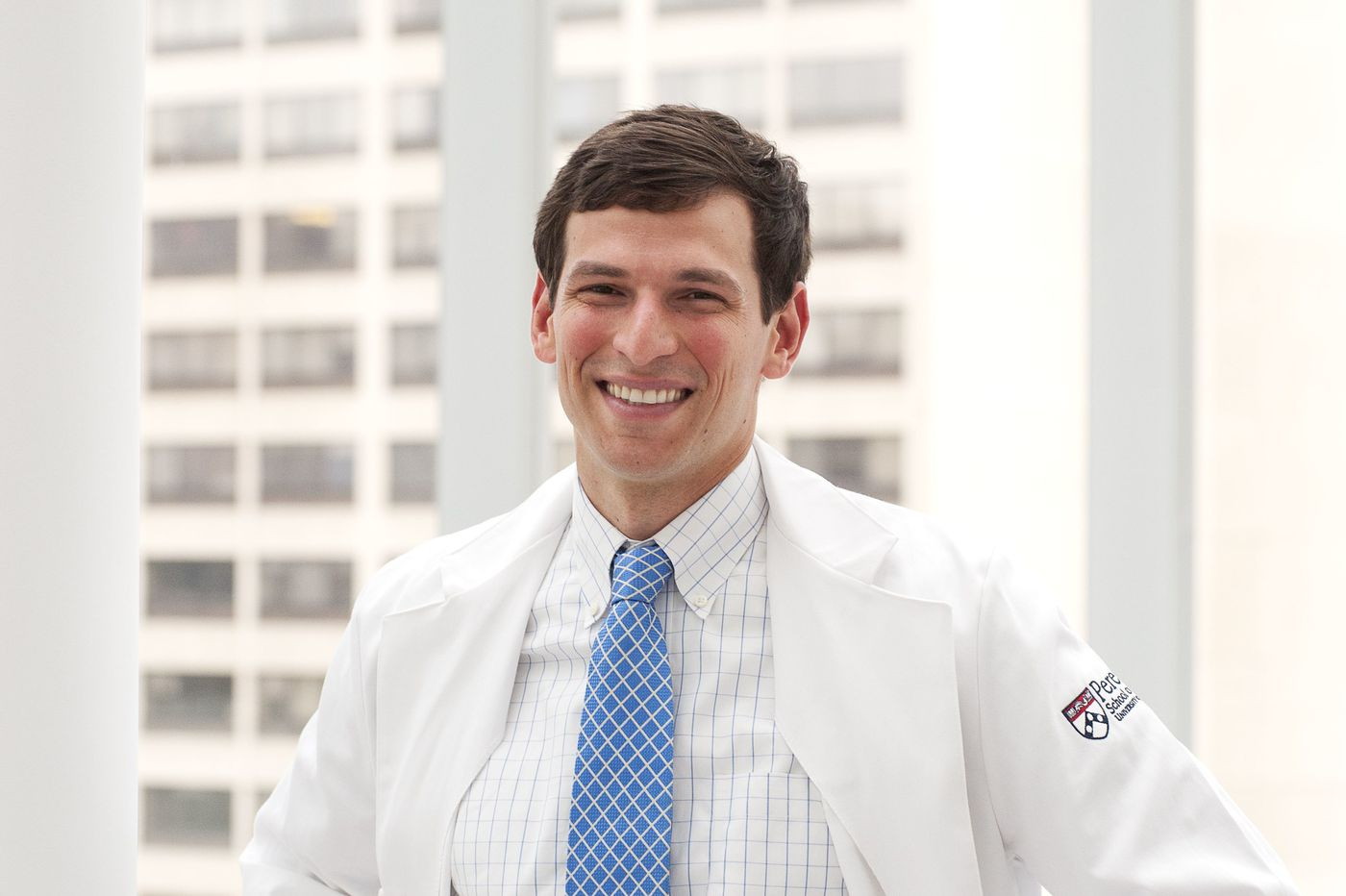 The Penn doctor who wrote the book on fighting his own rare disease l 5 questions