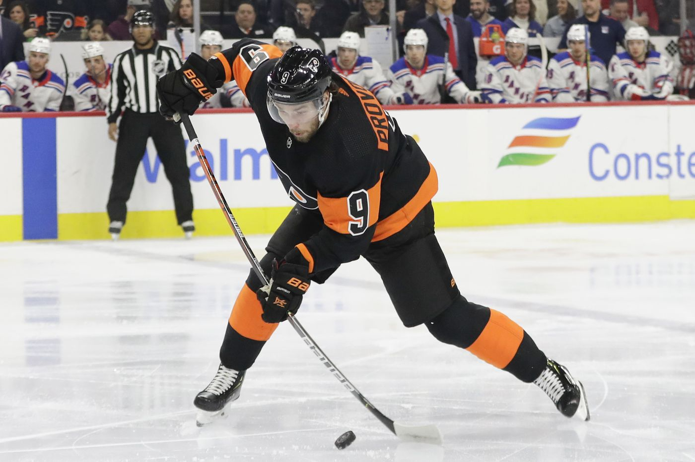 Ivan Provorov named Flyers' best defenseman for second time