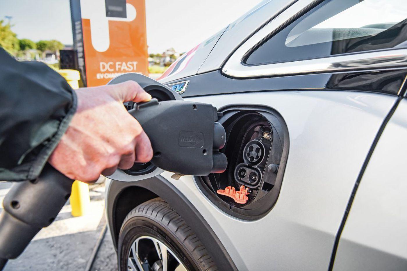 BMW knocks $10K off electric vehicle price in N.J.