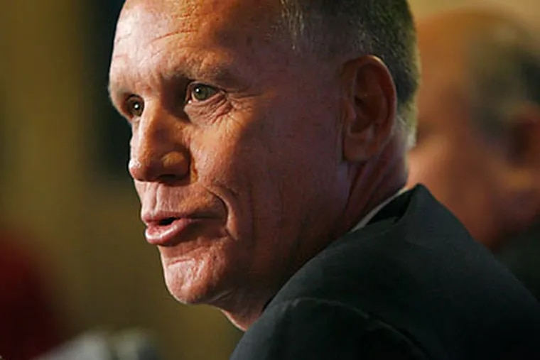 Doug Collins takes over a team that is a mystery in many ways. (Alejandro A. Alvarez/Staff Photographer)