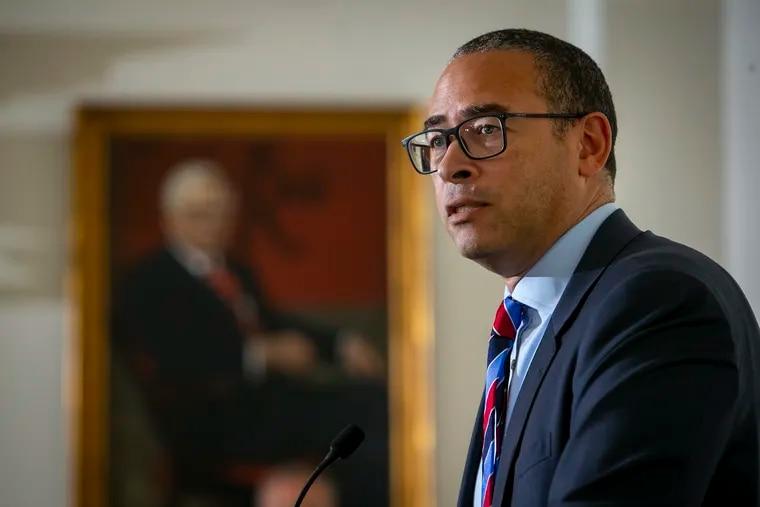 Jonathan Holloway, Rutgers University's president