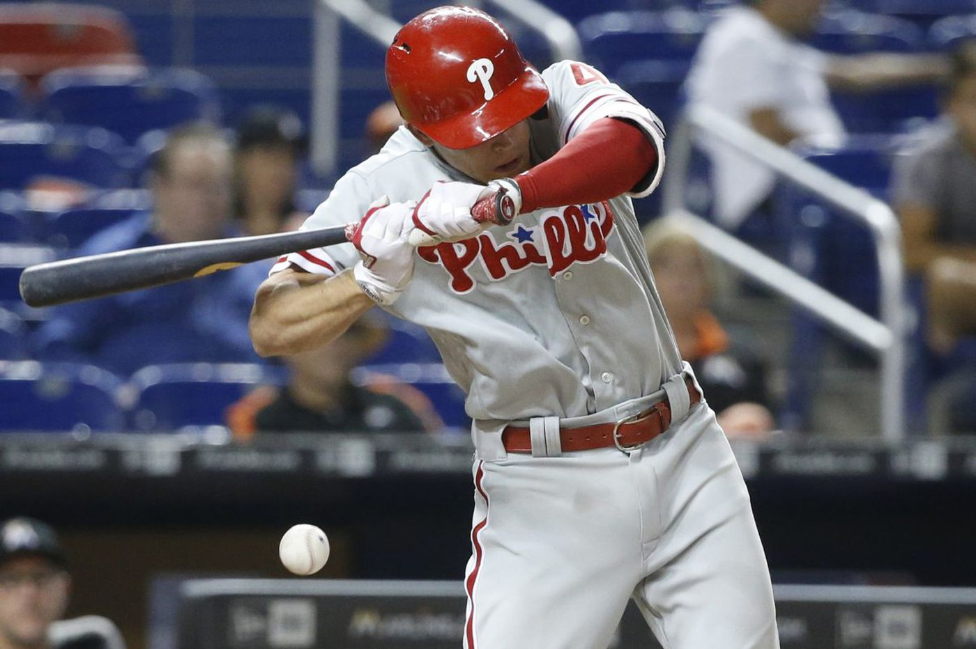 Scott Kingery aiming for Friday return to Phillies' lineup
