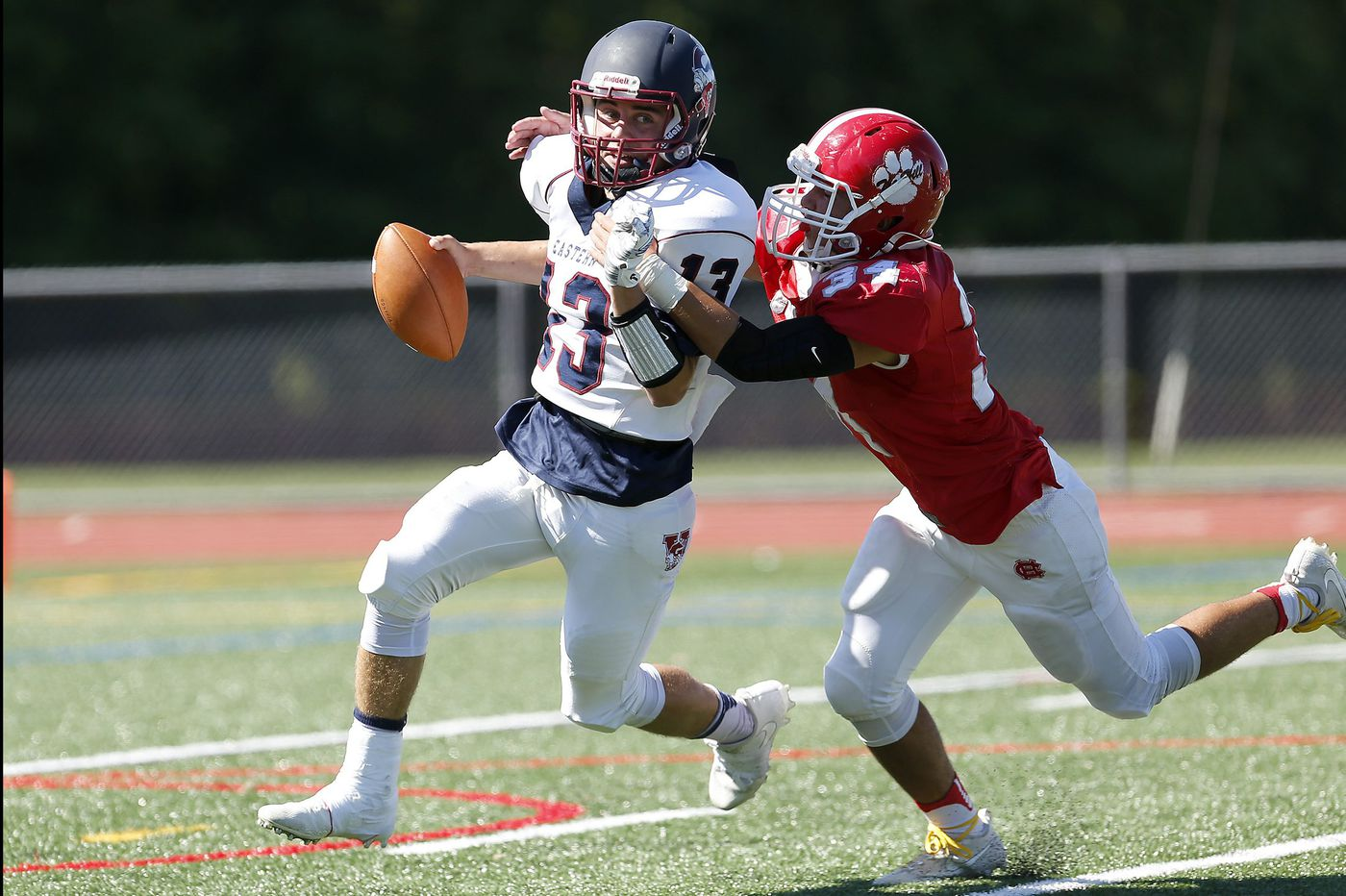 Eastern football set to take next step | South Jersey training camp preview